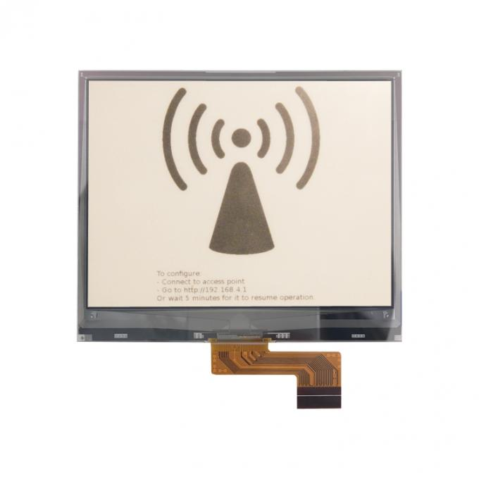 4.2 inch epaper screen module for thermostat machine 400x300 black and white