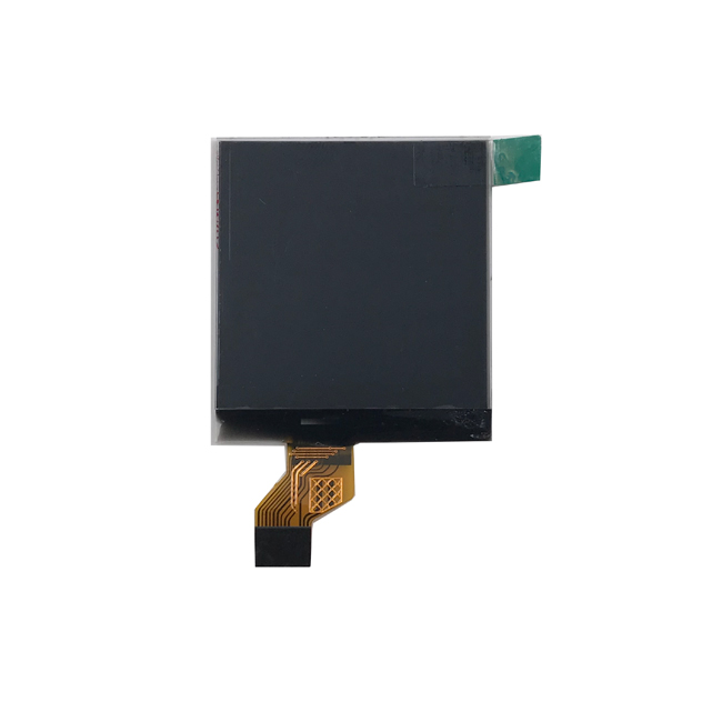 Square Lcd Display Pen Segment Transflective Lcd Module Digital