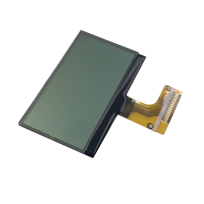 OK COG Industrial LCD Screen With The Green Lcd Backlight 12864