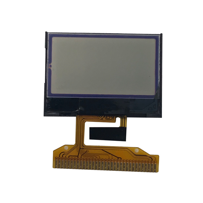 STN Positive Cog Industrial LCD Screen Panel 12864 3 Inch MONO LCD Display
