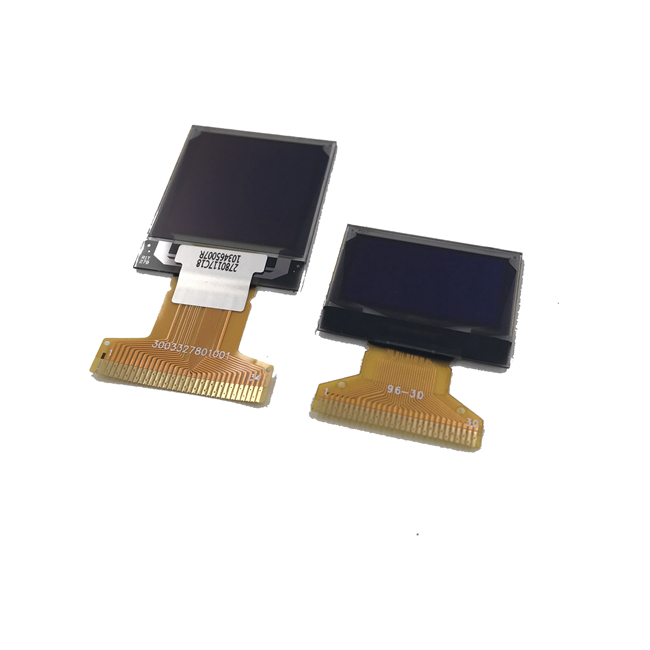 1.12 Inch 0.96 Inch Oled Display Full Color Lcd Watch Module