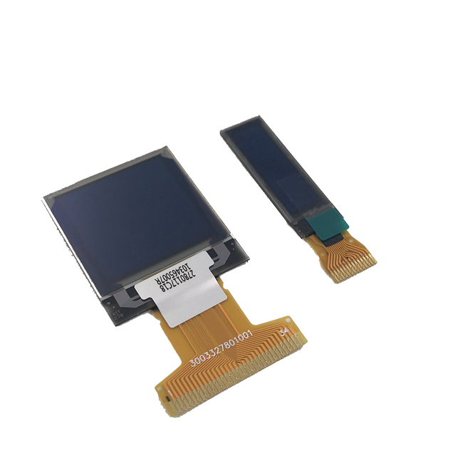0.86 Inch Small Size I2c Oled Display 96 * 96 Micro Oled Display Module