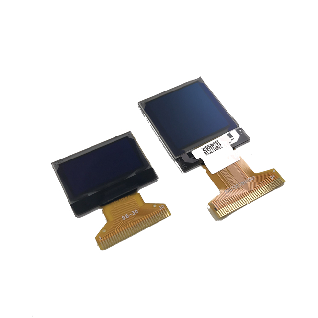 small  RGB 8bit oled display module 1.41inch IPS all view angle color
