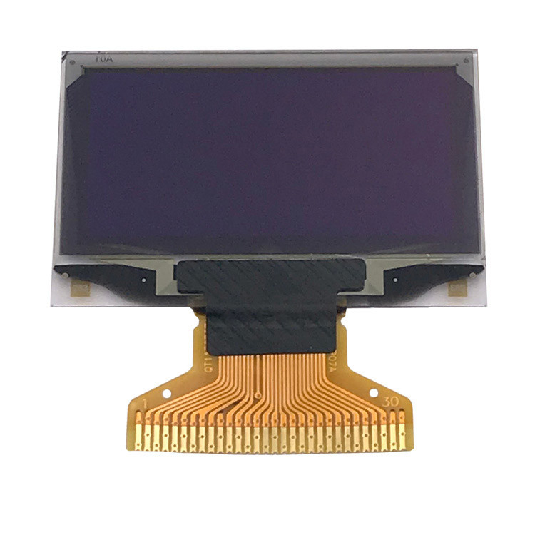 1   3 Inch 128 * 64 SPI I2C Interfaces OLED Wearable LCD Display With  Controller SSD1306