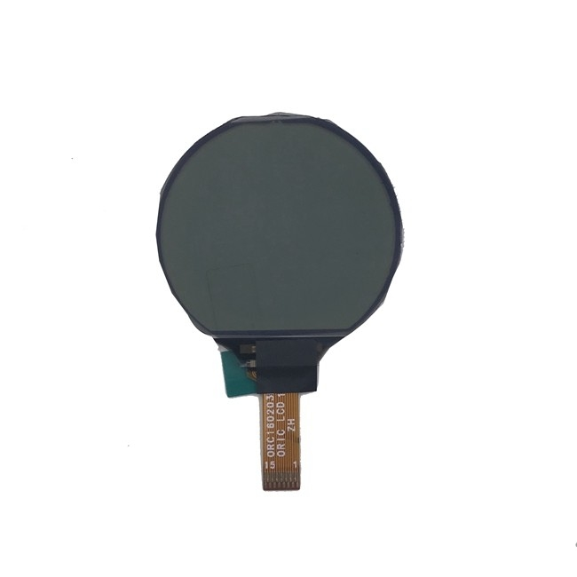 OEM White Mono Round OLED Display Module 0.75 Inch  128 * 128