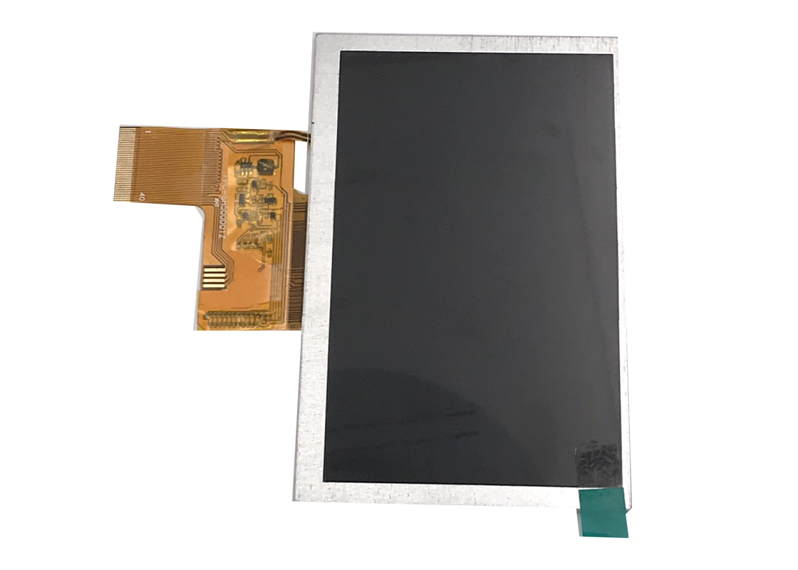 800*480 High Resolution Industrial Capacitive Touch Panel 7 Inch