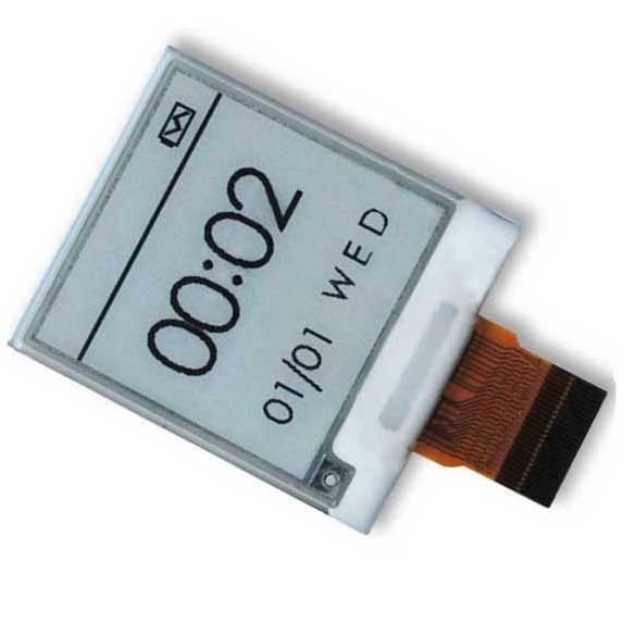 "1.54 "" E Ink Display High Resolution SSD1675 Driver IC For Price Label / Tag"