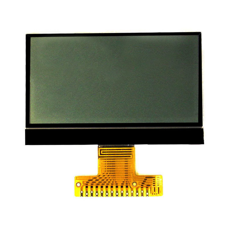 128x64 High Resolution Monochrome Lcd / Mono Lcd Display Panel