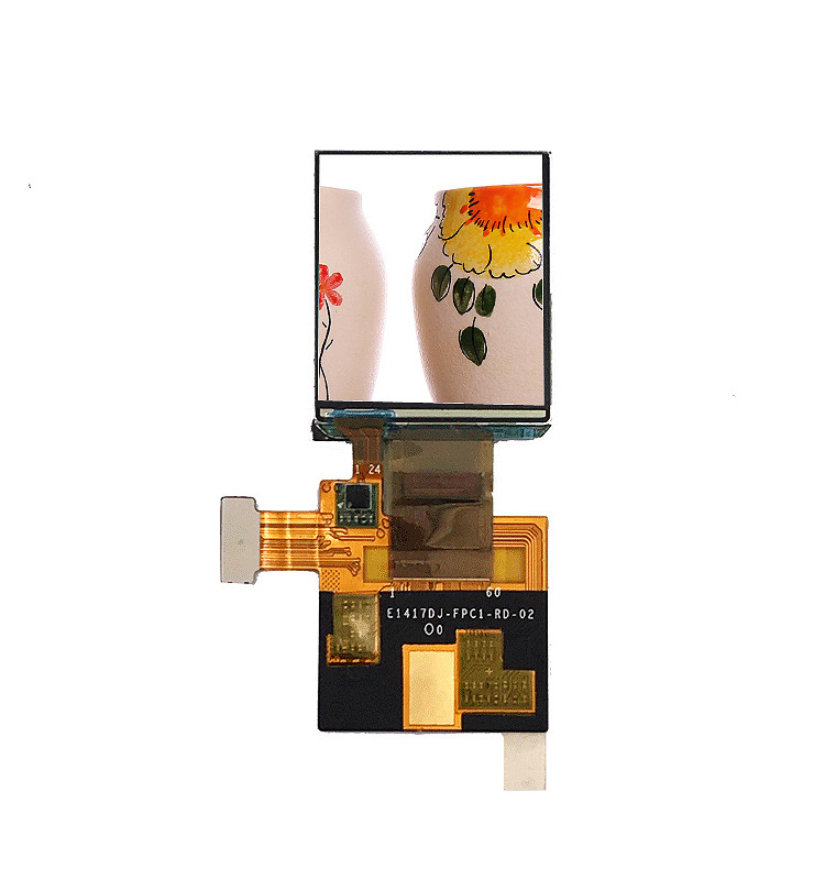 1.41 Inch Display (320x360) AMOLED LCD Modules For Smart Sport Watch