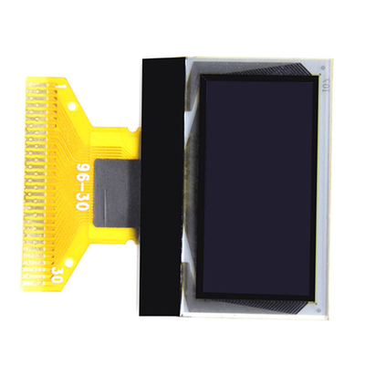 0.96 Inch OLED 128x64 Wearable Lcd Screen Light Blue Color IIC I2C SSD1315Z